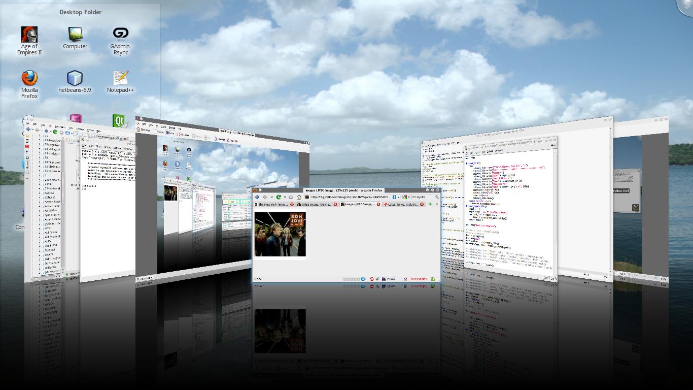 Windows Switching