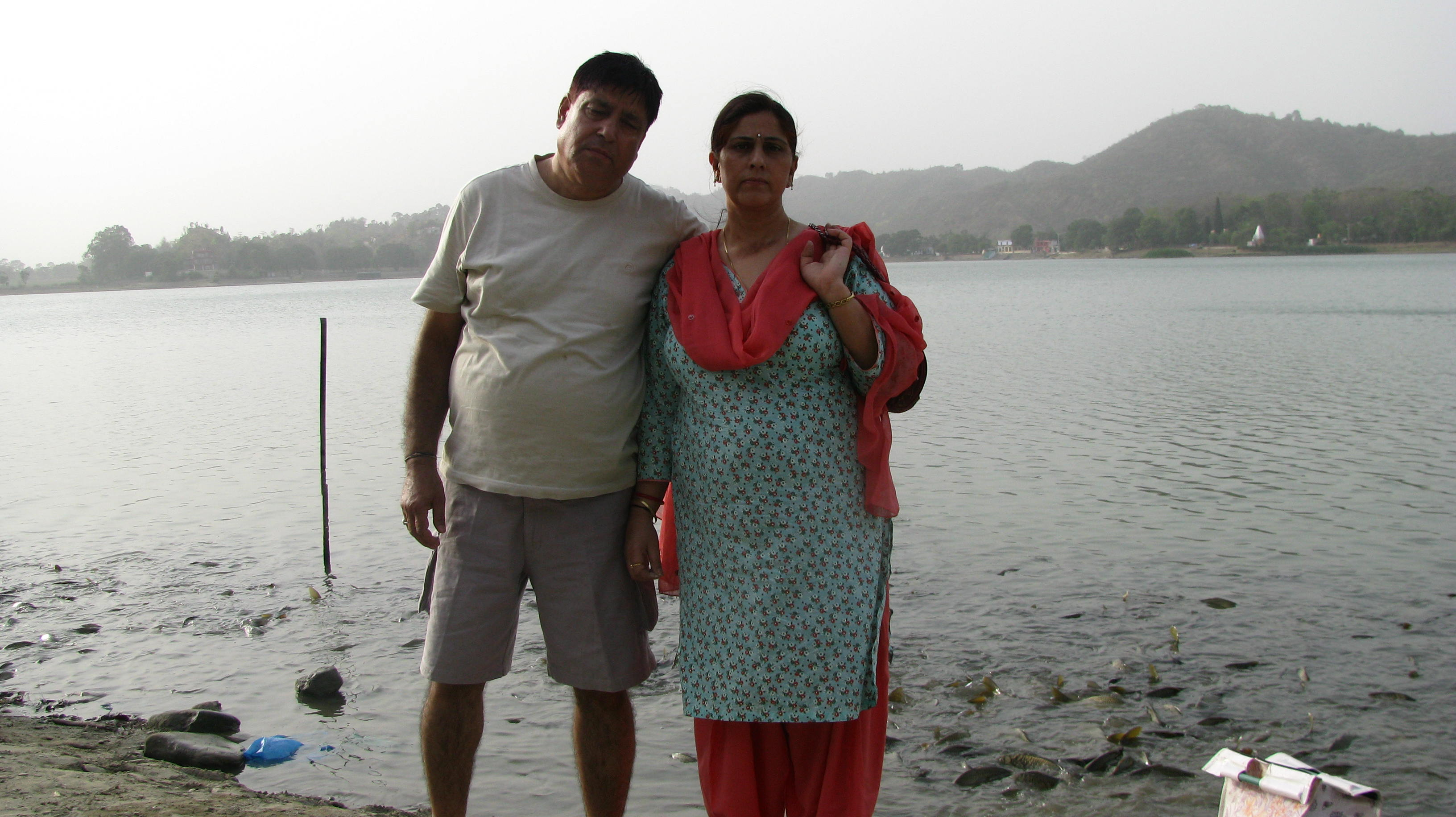 Dad and Mon
